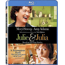 Movie poster Julie and Julia