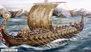 Viking Ship Picture
