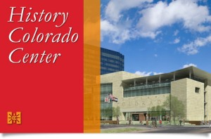 History Colorado Center and Logo
